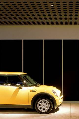 BMW Mini Showroom - Berlin